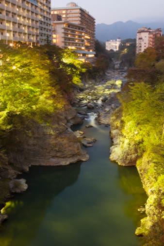 Kinugawa Hot Springs「Kinugawa Spa Resort」:スマホ壁紙(1)