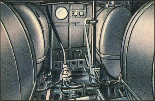 Cigarette Card「Tanks On Board The Dornier Wal Flying Boat」:写真・画像(16)[壁紙.com]