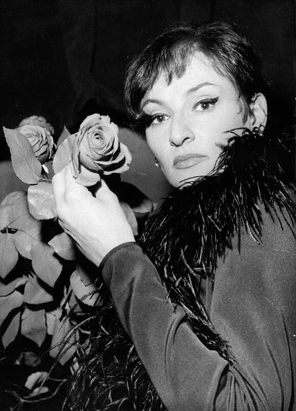 女性歌手「Barbara's Rose」:写真・画像(2)[壁紙.com]