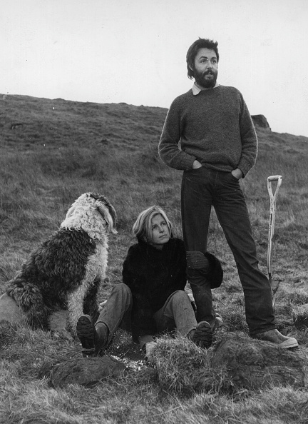 ポール・マッカートニー「Rural McCartneys」:写真・画像(11)[壁紙.com]