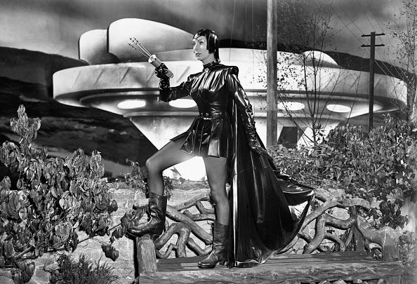 Science Fiction Film「Devil Girl」:写真・画像(1)[壁紙.com]