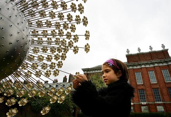 たんぽぽ「Field Of Flowers To Mark Diana 10th Anniversary」:写真・画像(14)[壁紙.com]