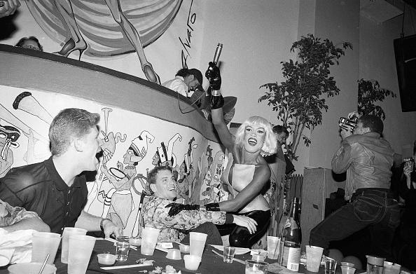 Clubbing「Grace Jones」:写真・画像(11)[壁紙.com]