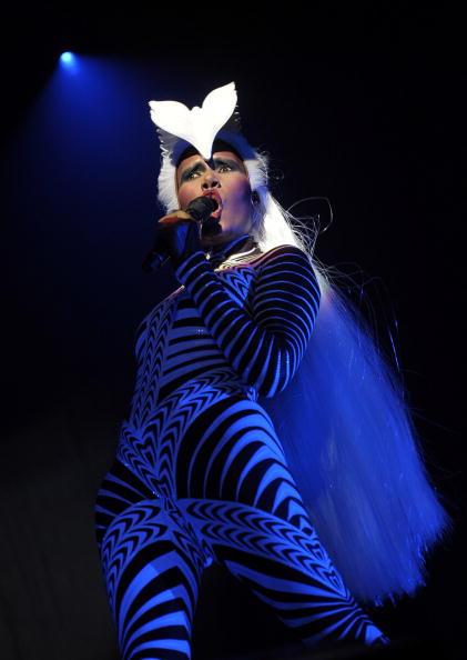 Eyeshadow「Grace Jones Performs At The Royal Albert Hall」:写真・画像(2)[壁紙.com]