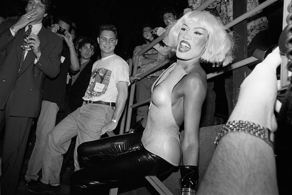 Clubbing「Grace Jones」:写真・画像(14)[壁紙.com]