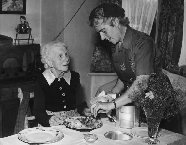 Healthcare Worker「Meals On Wheels」:写真・画像(12)[壁紙.com]
