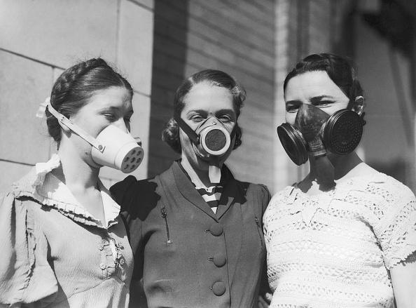 Gas Mask「Dustbowl Masks」:写真・画像(4)[壁紙.com]