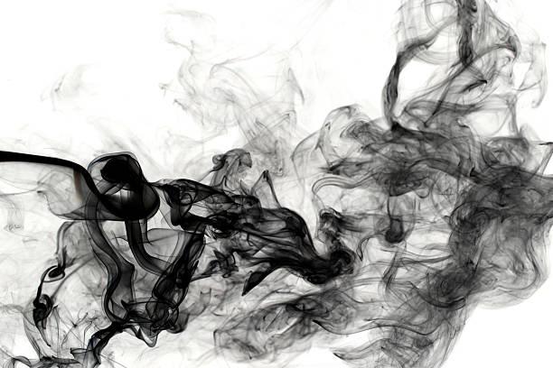 Black Smoke:スマホ壁紙(壁紙.com)