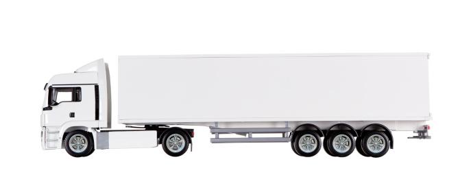 Freight Transportation「Isolated Truck」:スマホ壁紙(4)