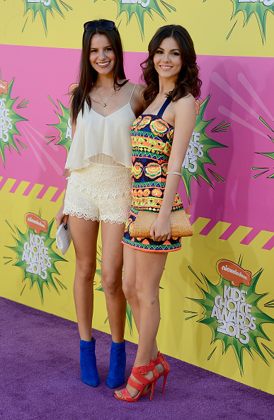 White Shorts「Nickelodeon's 26th Annual Kids' Choice Awards - Arrivals」:写真・画像(4)[壁紙.com]