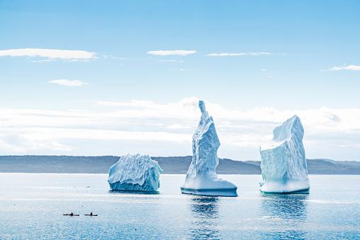 North Atlantic Ocean「Iceberg on the Wolf Cove of Bonavista」:スマホ壁紙(11)