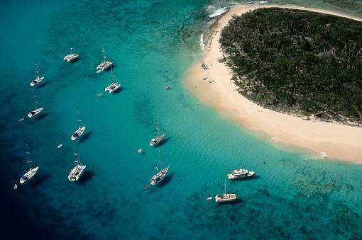 Sandy Cay「Boats Anchored at Sandy Cay」:スマホ壁紙(10)