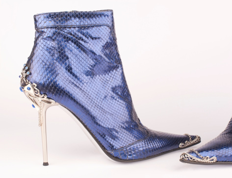 Silver Shoe「High Heels」:スマホ壁紙(11)