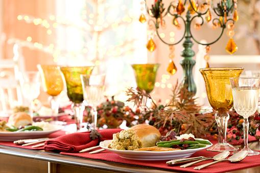 感謝祭「のテーブル(XXL」:スマホ壁紙(12)