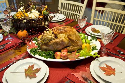 Stuffed Turkey「Holiday Table (XL)」:スマホ壁紙(11)