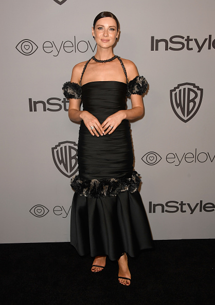Caitriona Balfe「Warner Bros. Pictures And InStyle Host 19th Annual Post-Golden Globes Party - Arrivals」:写真・画像(6)[壁紙.com]