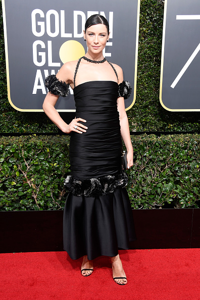 Caitriona Balfe「75th Annual Golden Globe Awards - Arrivals」:写真・画像(9)[壁紙.com]