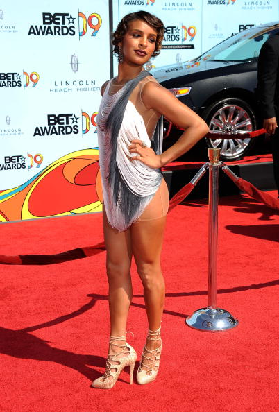 Beige「2009 BET Awards - Arrivals」:写真・画像(6)[壁紙.com]