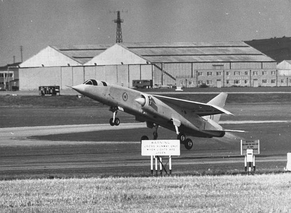 Air Vehicle「TSR - 2」:写真・画像(10)[壁紙.com]