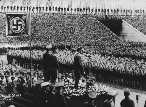 Speech「Nuremberg Youth Rally」:写真・画像(4)[壁紙.com]