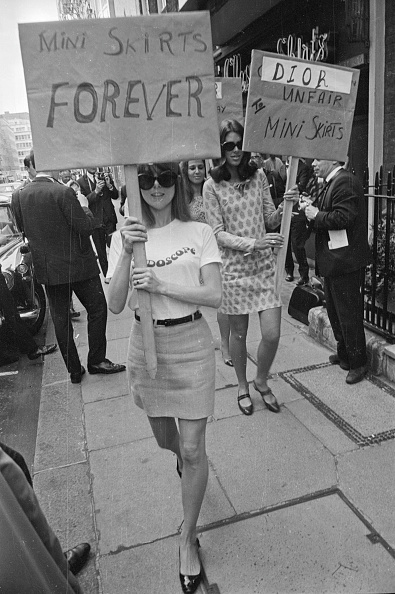 1960~1969年「Mini Skirts Forever」:写真・画像(13)[壁紙.com]