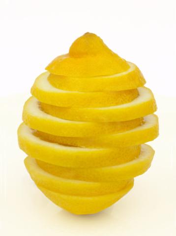 Tasting「Fresh lemon sliced then stacked together again」:スマホ壁紙(10)