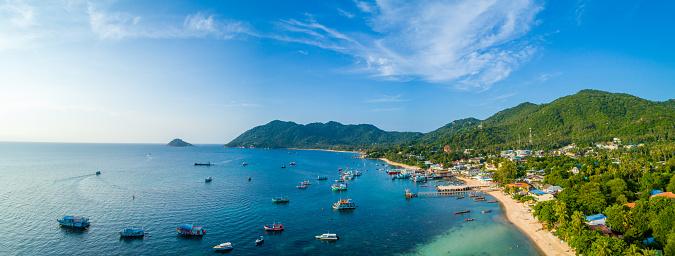 ビーチ「タオ島(タイ)」:スマホ壁紙(11)