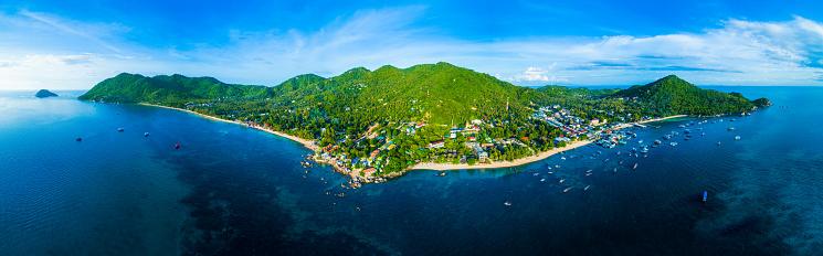 ビーチ「タオ島(タイ)」:スマホ壁紙(12)