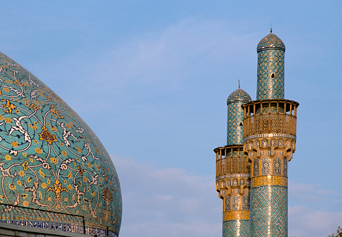Iranian Culture「Esfahan, Char Bagh Medressa」:スマホ壁紙(9)