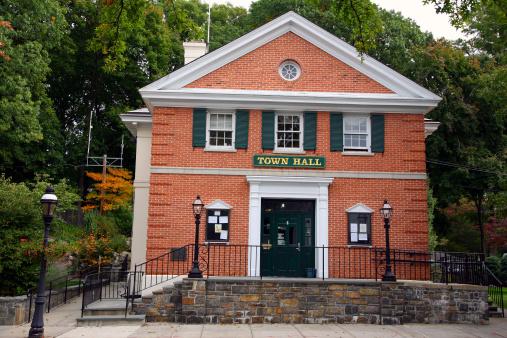 Small Town「Town Hall」:スマホ壁紙(12)
