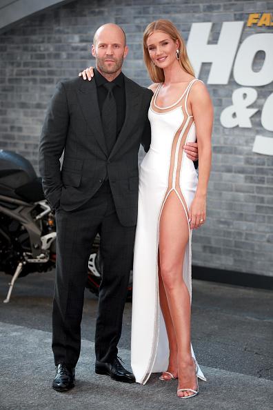"""ロージー・ハンティントン・ホワイトリー「Premiere Of Universal Pictures' """"Fast & Furious Presents: Hobbs & Shaw"""" - Arrivals」:写真・画像(1)[壁紙.com]"""