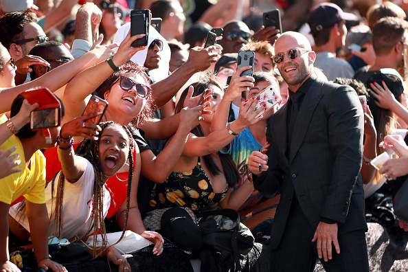 """Rich Fury「Premiere Of Universal Pictures' """"Fast & Furious Presents: Hobbs & Shaw"""" - Arrivals」:写真・画像(8)[壁紙.com]"""