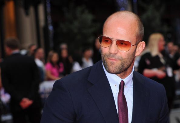 "Jason Statham「""The Expendables 3"" - World Premiere - Red Carpet Arrivals」:写真・画像(0)[壁紙.com]"