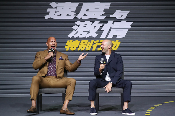 """Loafer「""""Fast & Furious Presents: Hobbs and Shaw"""" - Fans Meeting & Press Conference」:写真・画像(18)[壁紙.com]"""