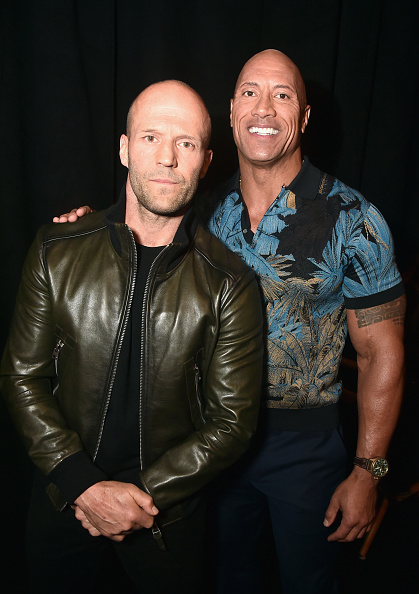 Jason Statham「CinemaCon 2019 - Universal Pictures Invites You to a Special Presentation Featuring Footage From Its Upcoming Slate」:写真・画像(17)[壁紙.com]