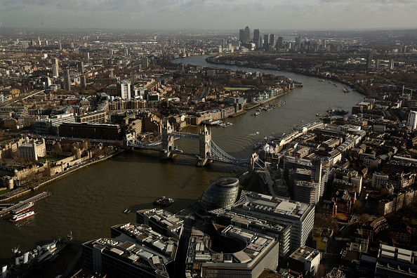 London - England「London Creating 80% Of The Private Sector Jobs In The UK」:写真・画像(2)[壁紙.com]