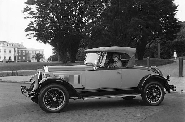 One Young Woman Only「1928 Overland Whippet 6」:写真・画像(7)[壁紙.com]