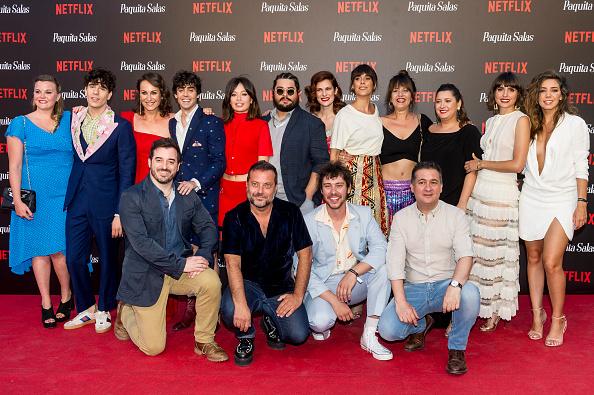 Jose Lopez「World Premiere Of Netflix's Paquita Salas Season 2」:写真・画像(7)[壁紙.com]