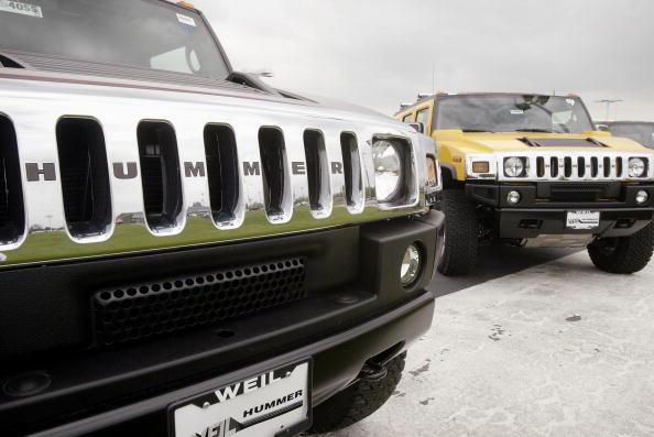 Mode of Transport「Dealerships Offer Hummer Rebates For First Time」:写真・画像(11)[壁紙.com]
