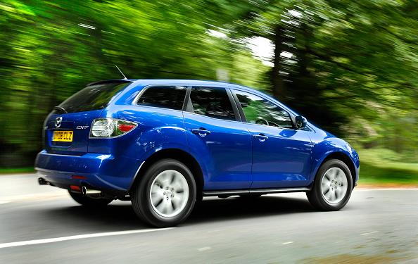 Country Road「2008 Mazda CX7」:写真・画像(16)[壁紙.com]