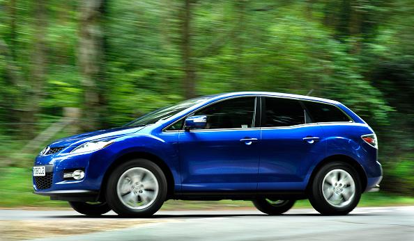 Mazda「2008 Mazda CX7」:写真・画像(8)[壁紙.com]