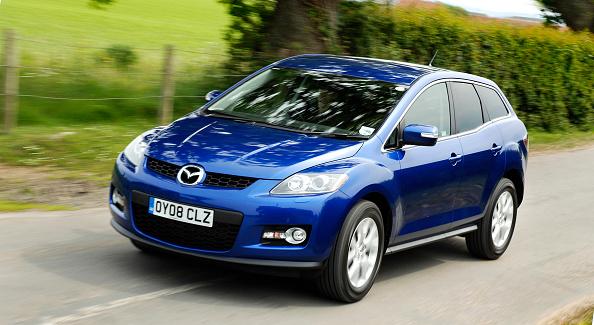 Mazda「2008 Mazda CX7」:写真・画像(18)[壁紙.com]