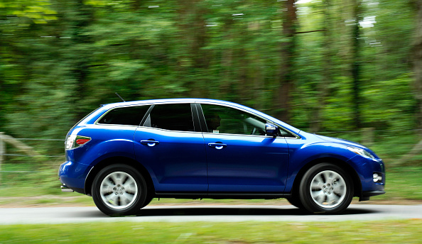 Country Road「2008 Mazda CX7」:写真・画像(2)[壁紙.com]