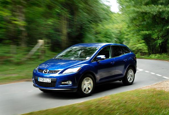Motion「2008 Mazda CX7」:写真・画像(1)[壁紙.com]