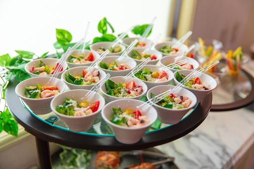 Buffet「Fancy foods for social party」:スマホ壁紙(6)