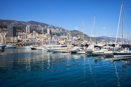 Marina「Principality of Monaco, Monaco, Monte Carlo, Marina」:スマホ壁紙(18)