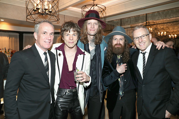 COO「Sony Music Entertainment 2017 Post-Grammy Reception」:写真・画像(14)[壁紙.com]