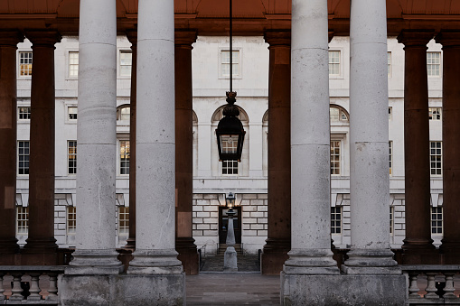 Baroque Style「The Old Royal Naval College, Greenwich」:スマホ壁紙(1)