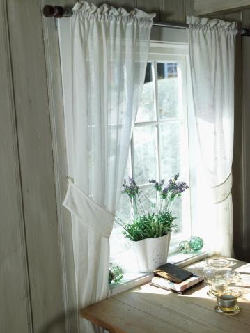 Sash Window「Sunshine shines through traditional window」:スマホ壁紙(19)