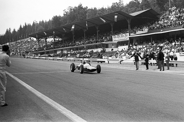 Spa「Jim Clark, Grand Prix of Belgium」:写真・画像(6)[壁紙.com]